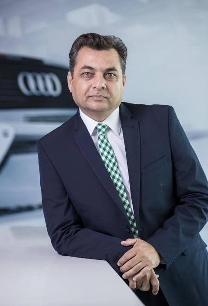 Rahil Ansari relinquishes role at Audi India and moves to Audi AG