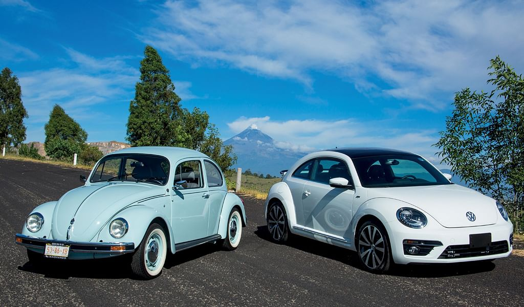 Driving the last of the Volkswagen Beetles ever made