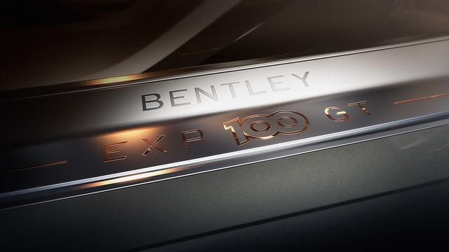 Bentley set to reveal the EXT 100 GT on its 100th birthday