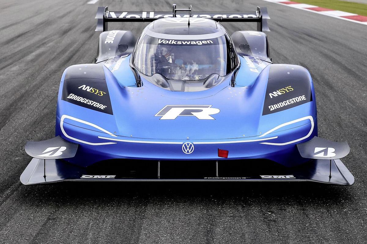 Volkswagen ID.R set to break F1 record at Goodwood FOS