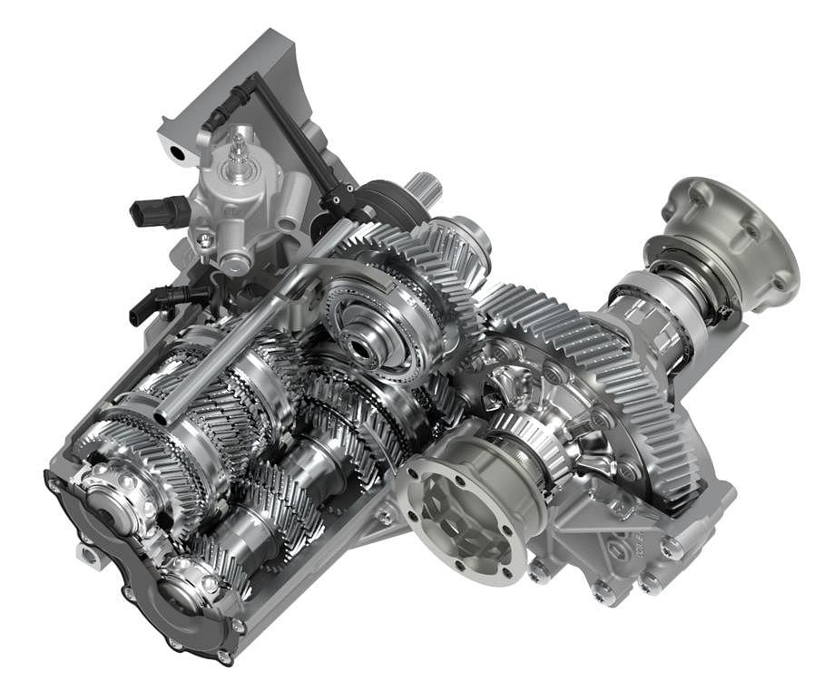 Volkswagen's new MQ281 gearbox to improve efficiency, help reduce emissions
