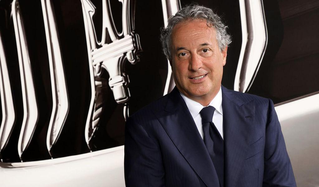 Major senior-executive reshuffle at Maserati