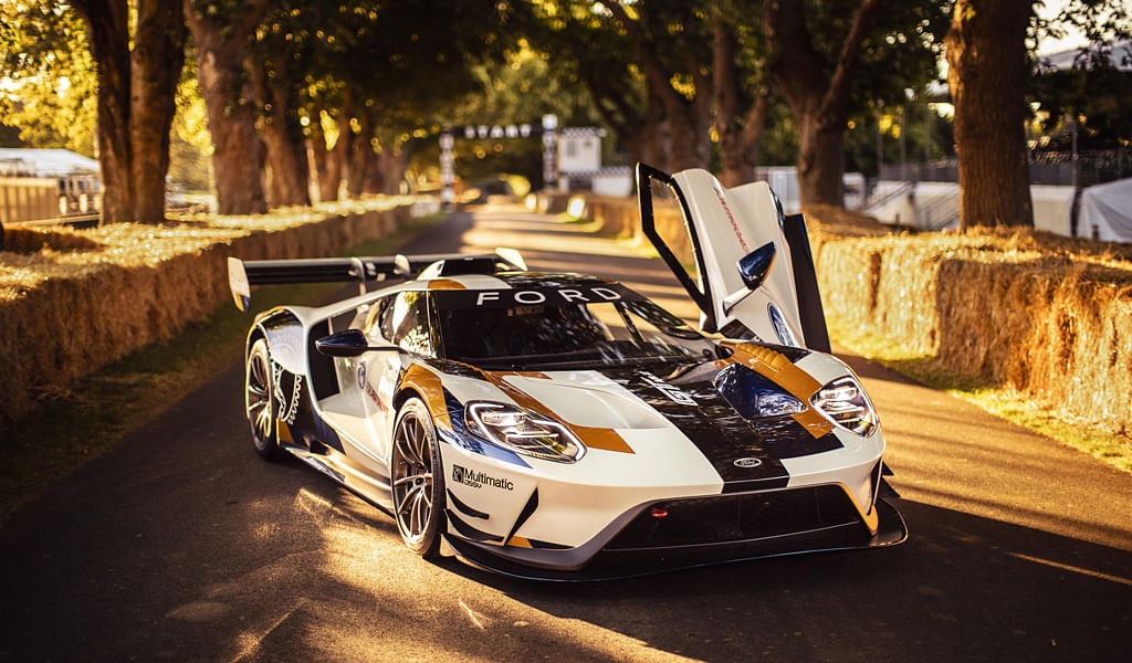 Ford unveils limited edition track-only Ford GT Mk II