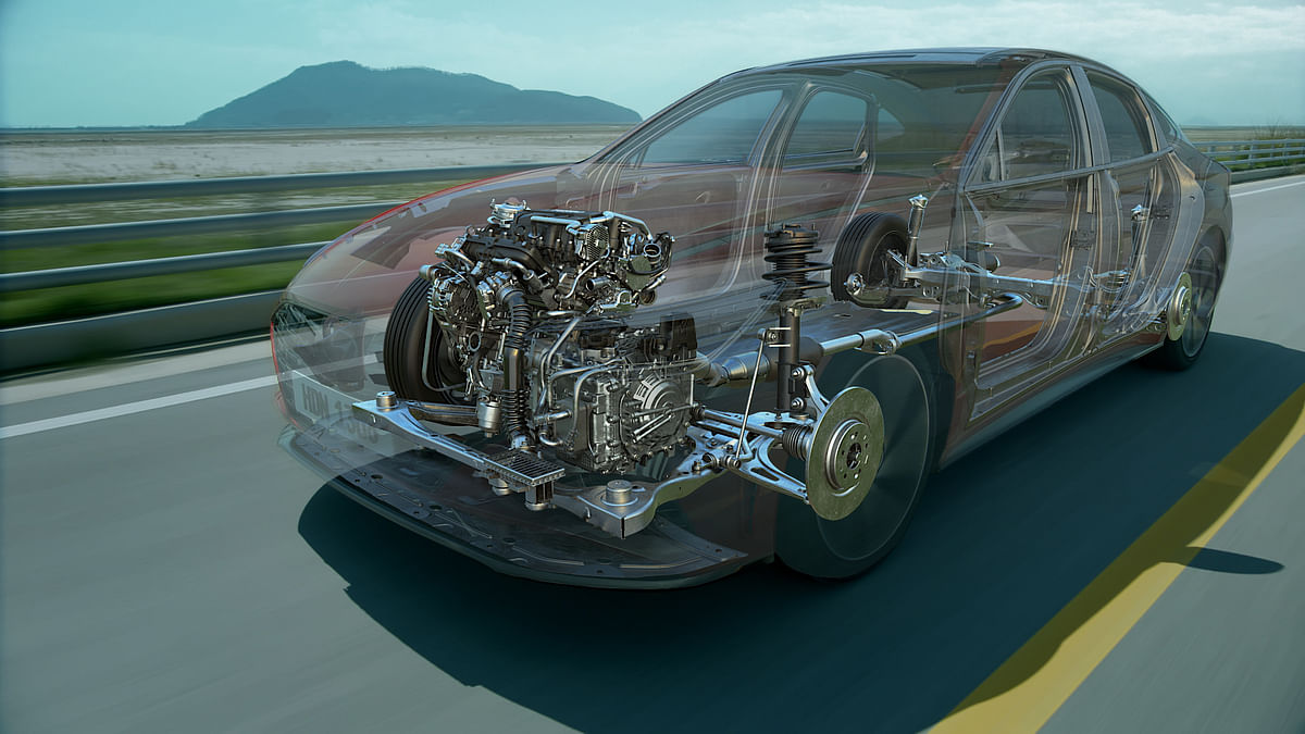 Hyundai Motor Group has developed the world's first CVVD engine technology
