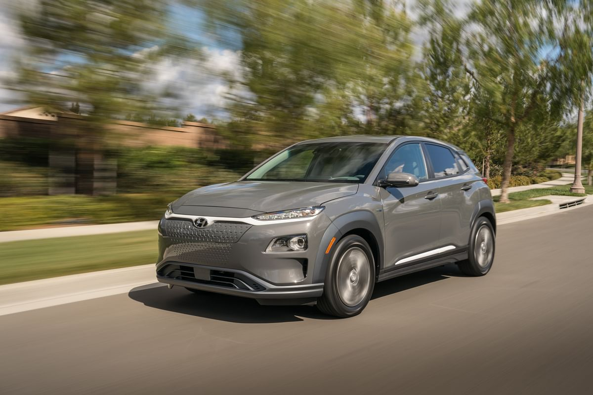 Hyundai's Kona EV, the first all-electric car for India aims to smash range anxiety