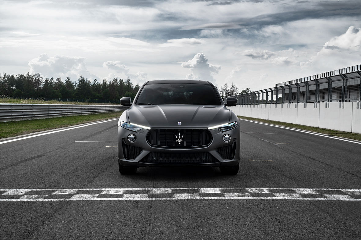 Maserati readying for end-2019 India launch for Levante Trofeo