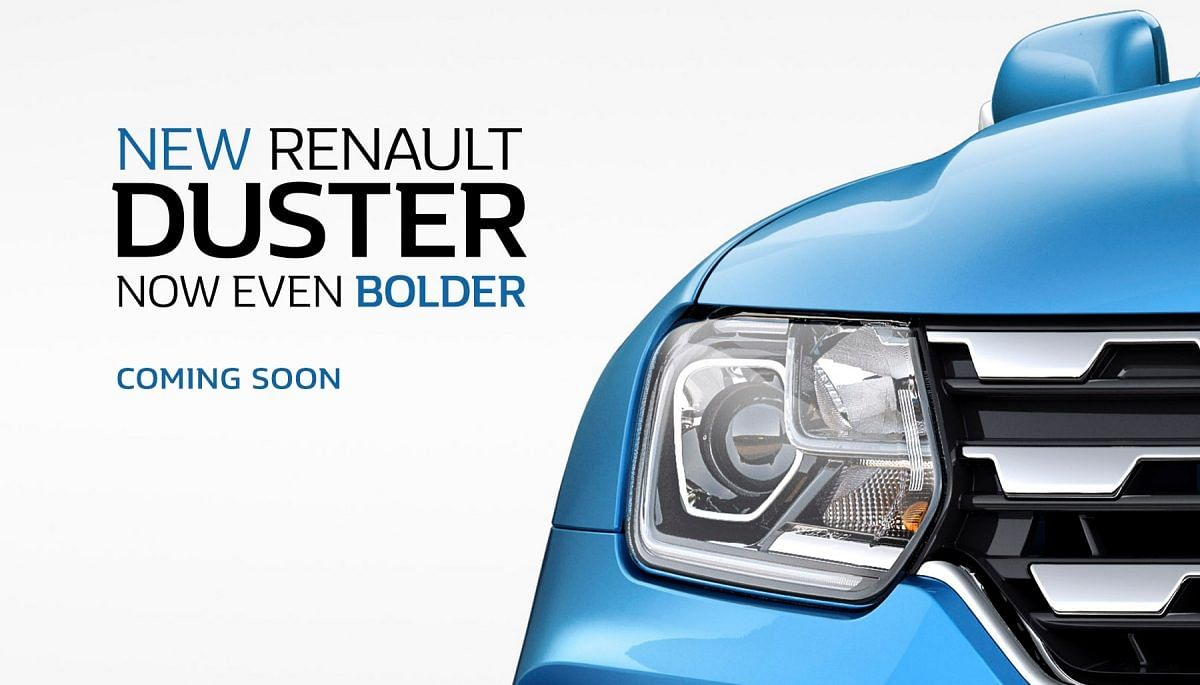 Renault India announces launch date of the Duster facelift