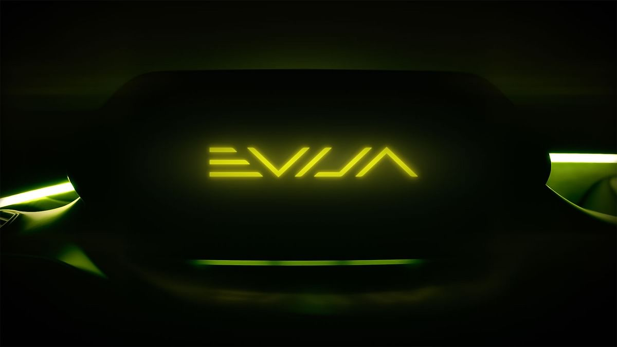 Evija name confirmed for Lotus' electric hypercar