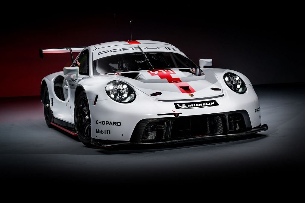 2019 Porsche 911 RSR revealed with new 4.2-litre engine