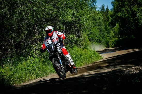 Silk Way Rally Day 2: Paulo Gonclaves and Oriol Mena score their debut podium finish
