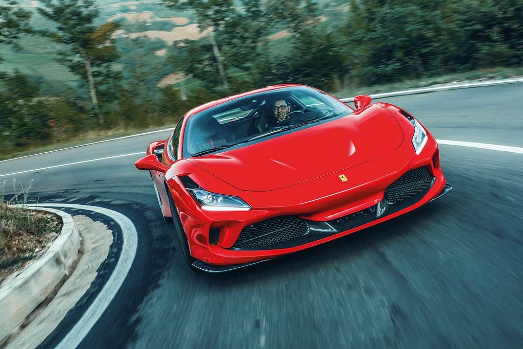 Ferrari F8 Tributo Test Drive Review