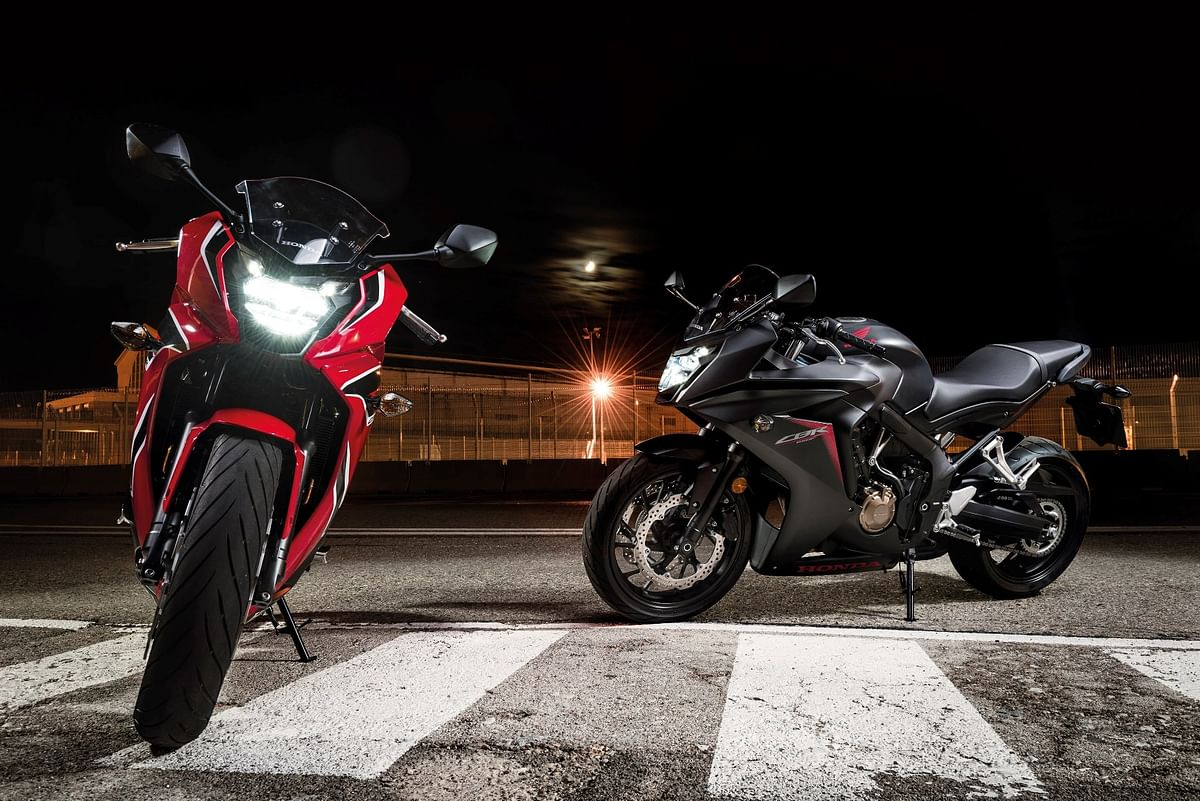 Honda launches new CBR650F