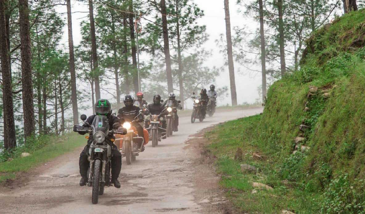Royal Enfield – Tour of North East is back!