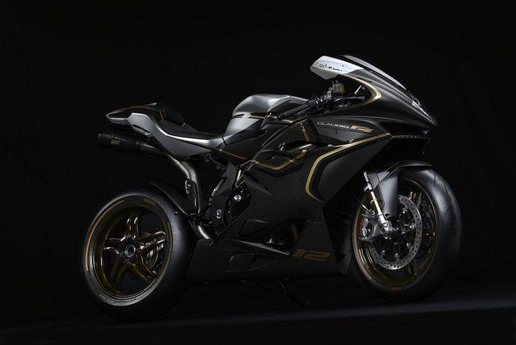 Limited edition 2019 MV Agusta F4 Claudio unveiled