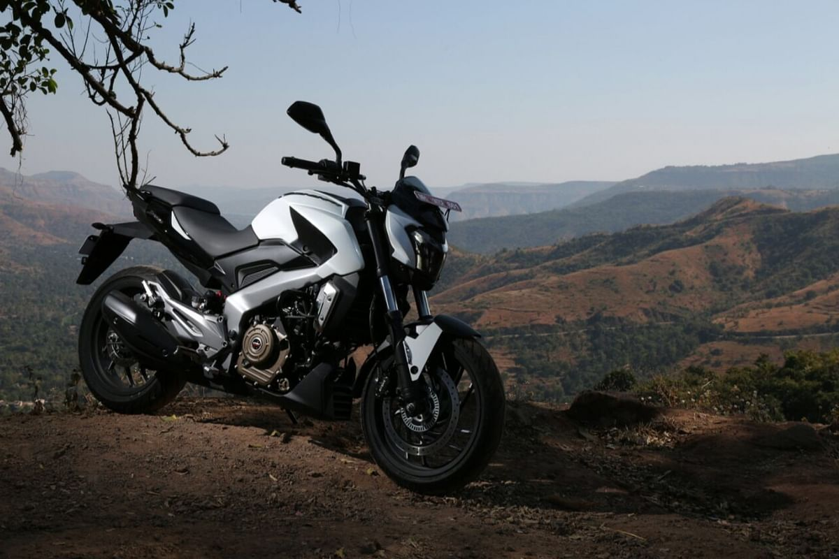 Bajaj Dominar 400 first impressions