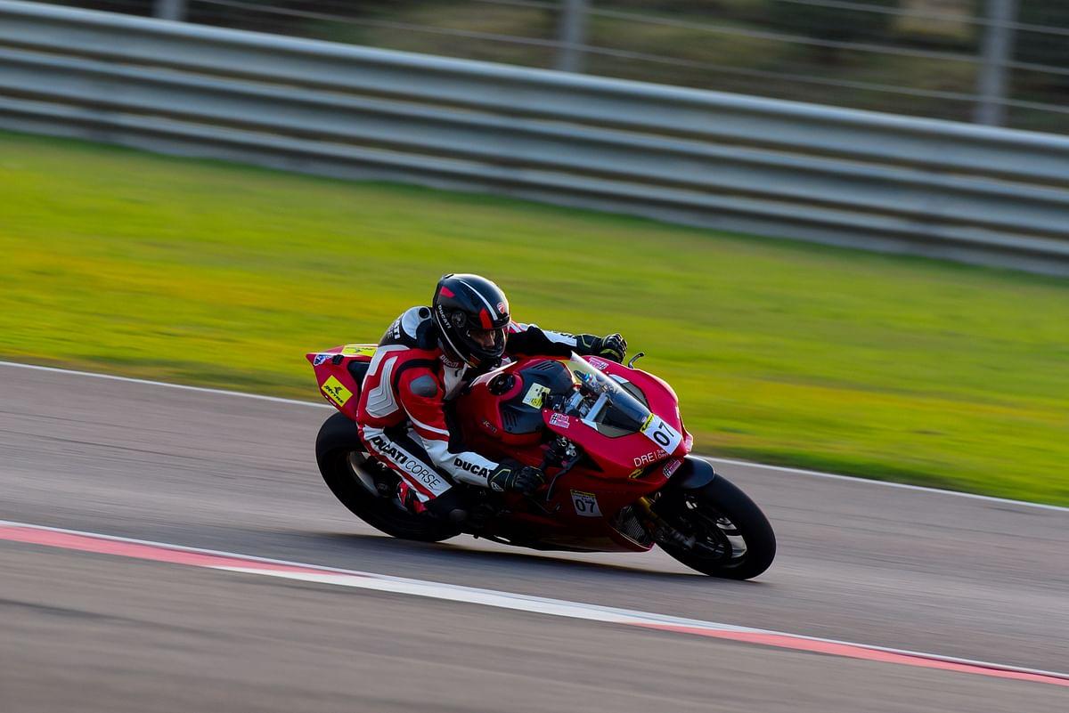Ducati takes the JK Tyre SBK 1000 crown