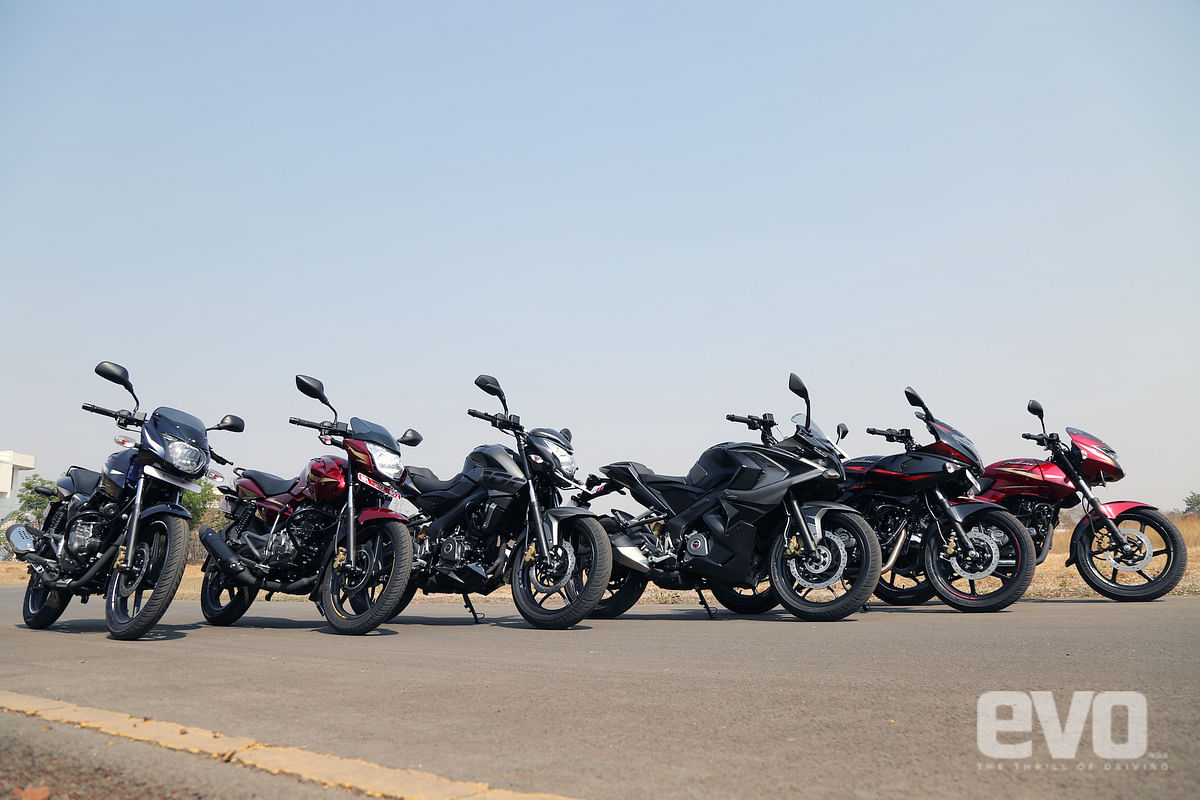 Clean is the new mean: The 2017 Pulsar range