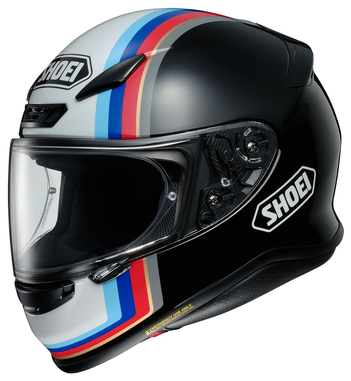 Motorcycle Gear: Shoei RF 1200 Recounter helmet