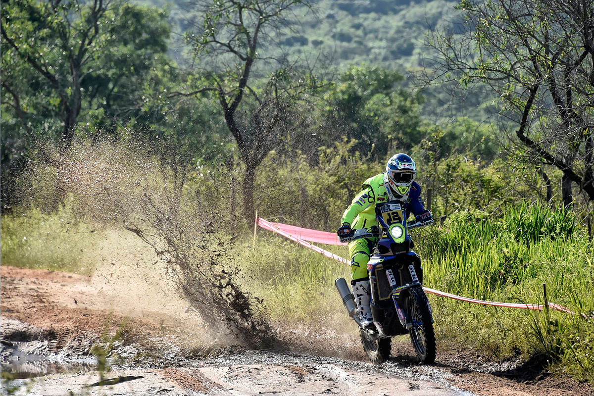 Dakar 2017: Day 3 – A good day for the Indians