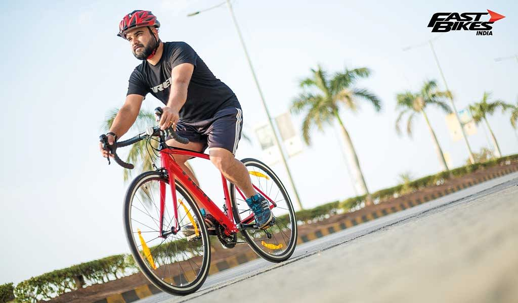 Trek Emonda ALR 4: Test Ride review