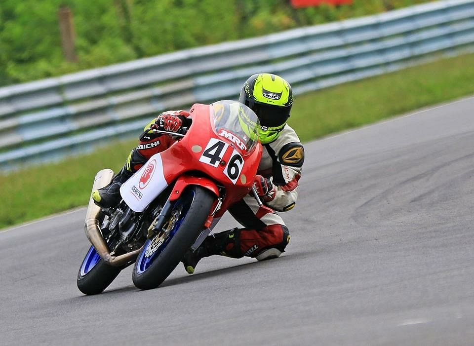 MRF INMRC 2018 – KY Ahamed makes it a 1-2 finish for TVS Racing