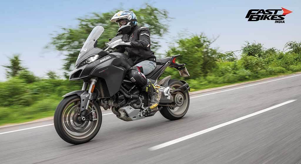 Test ride review: Ducati Multistrada 1260 S