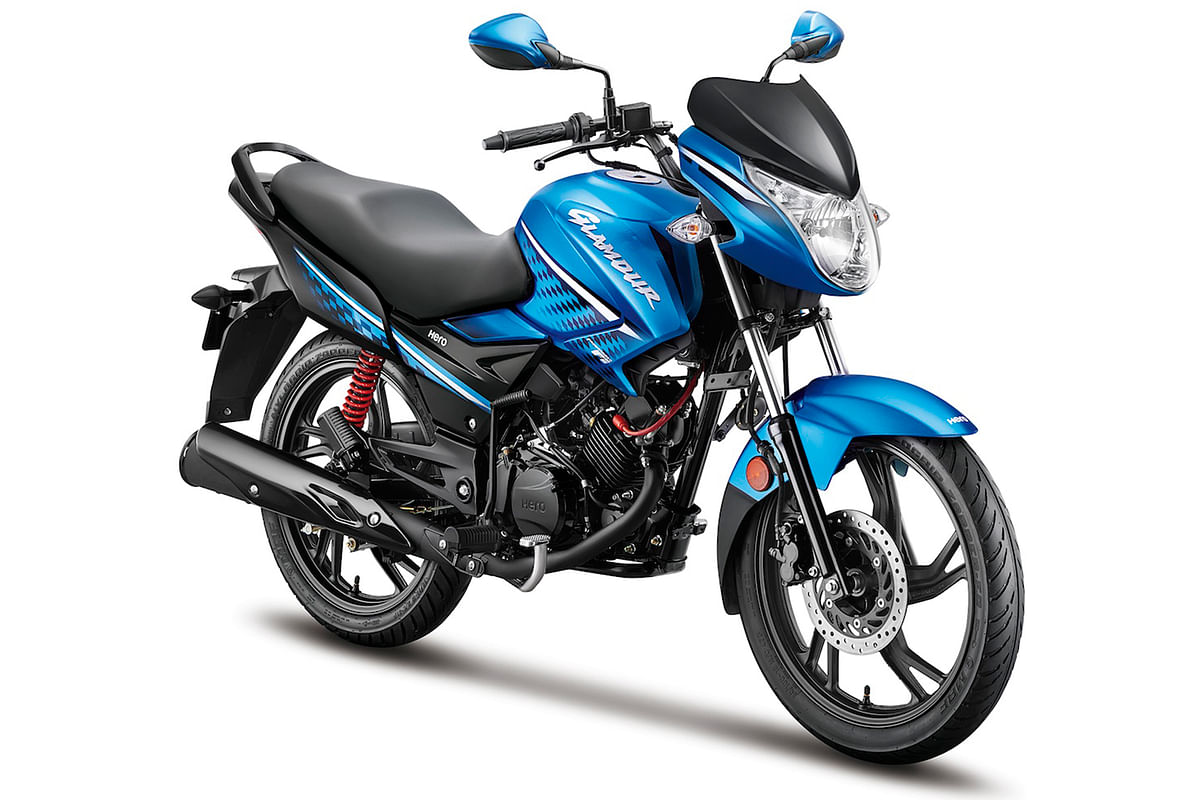 Hero MotoCorp launches the new Glamour in Argentina