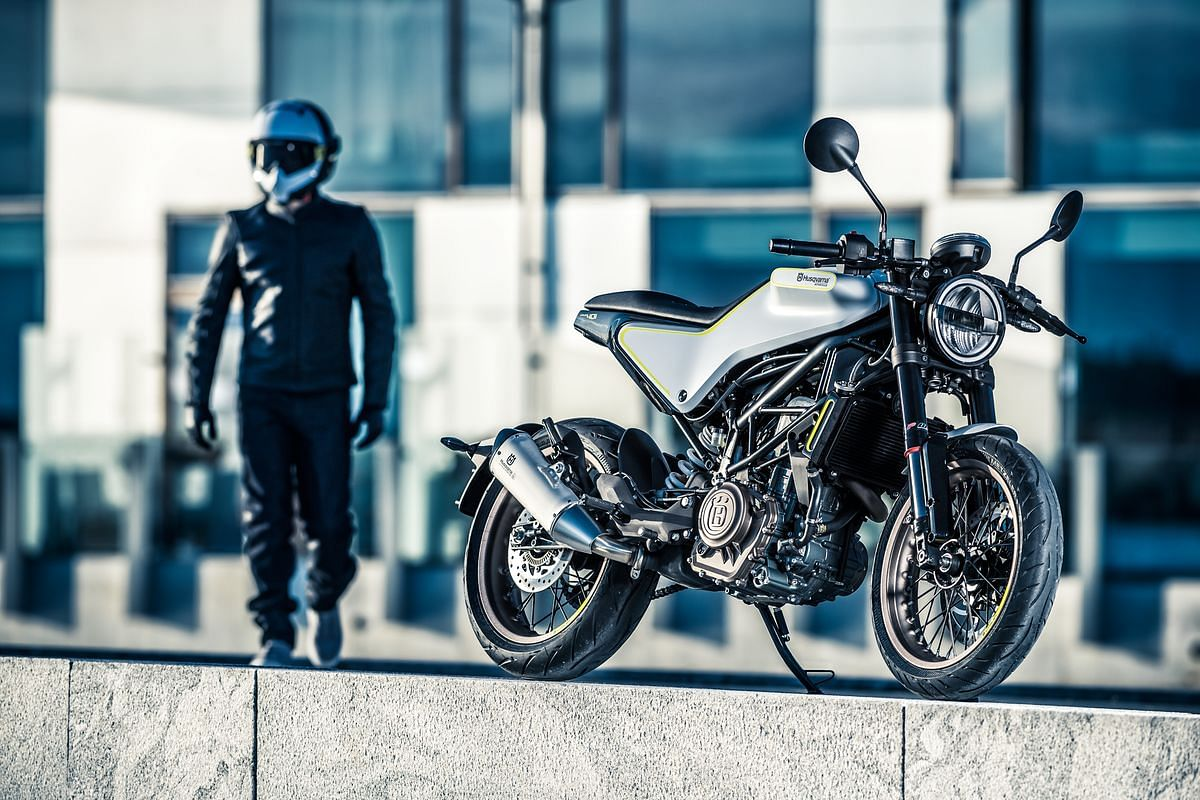 Bajaj has announced Husqvarna India launch in 2019