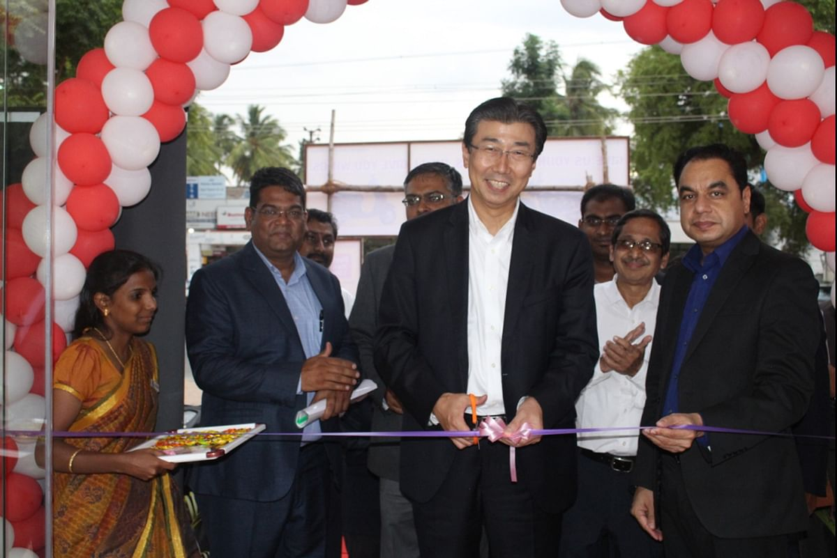 Honda opens 150th outlet of 'Best Deal' in Coimbatore