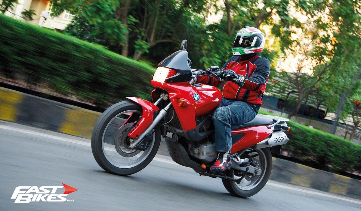 Column: How to ride an ADV