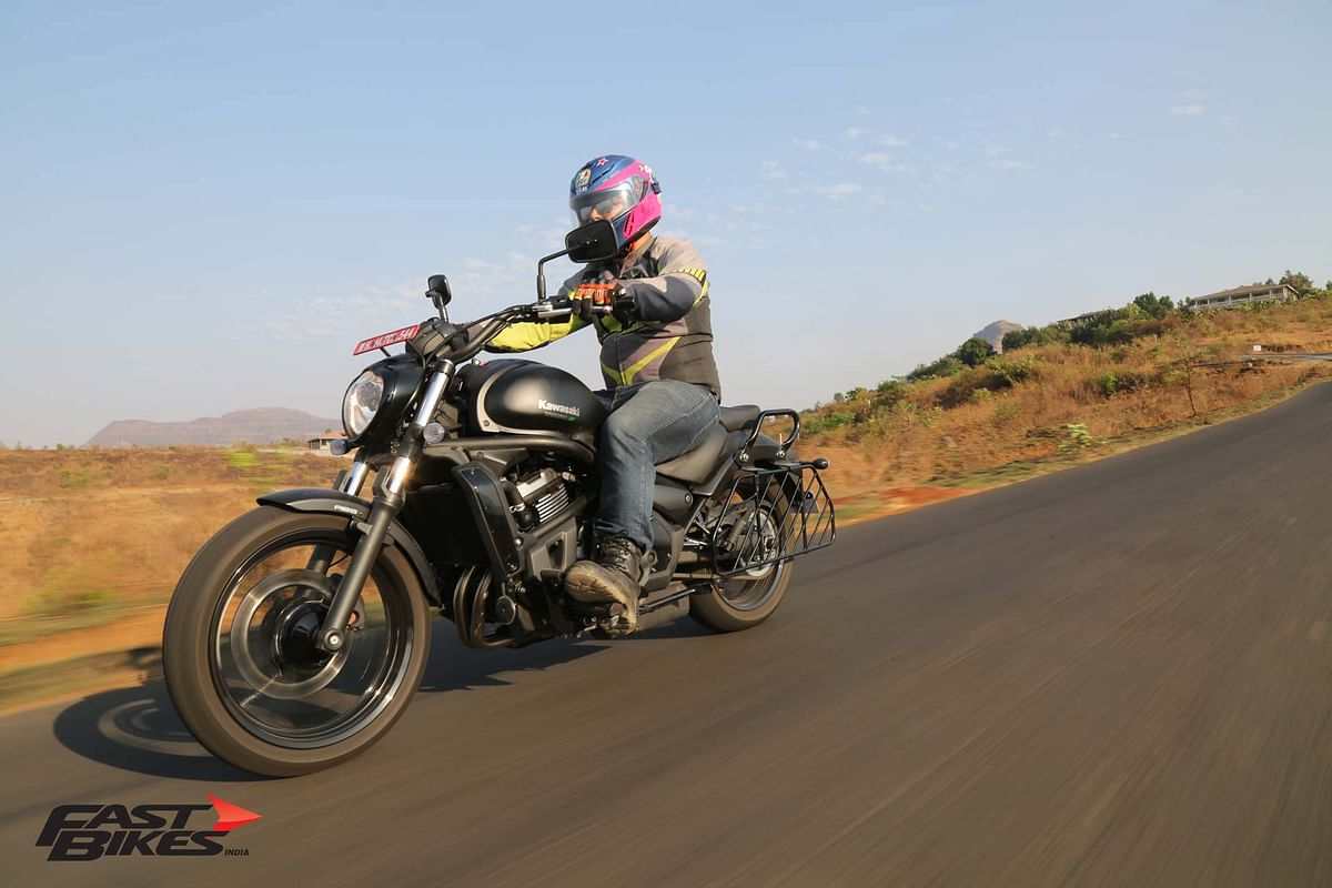First Ride Review: Kawasaki Vulcan S