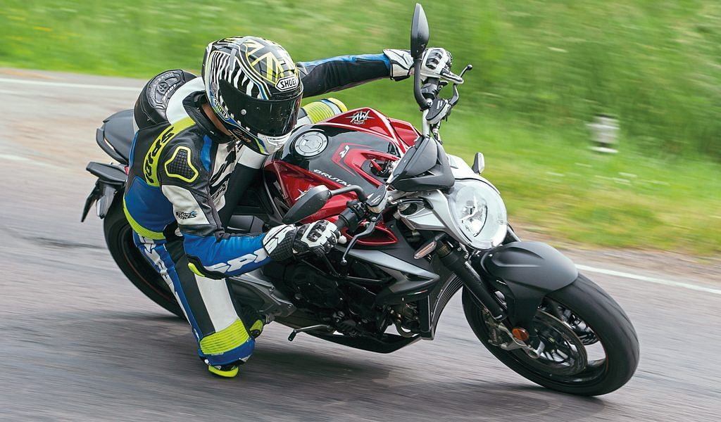 Triple treat: Brutale 800 RR vs MT-09 SP vs Street Triple RS