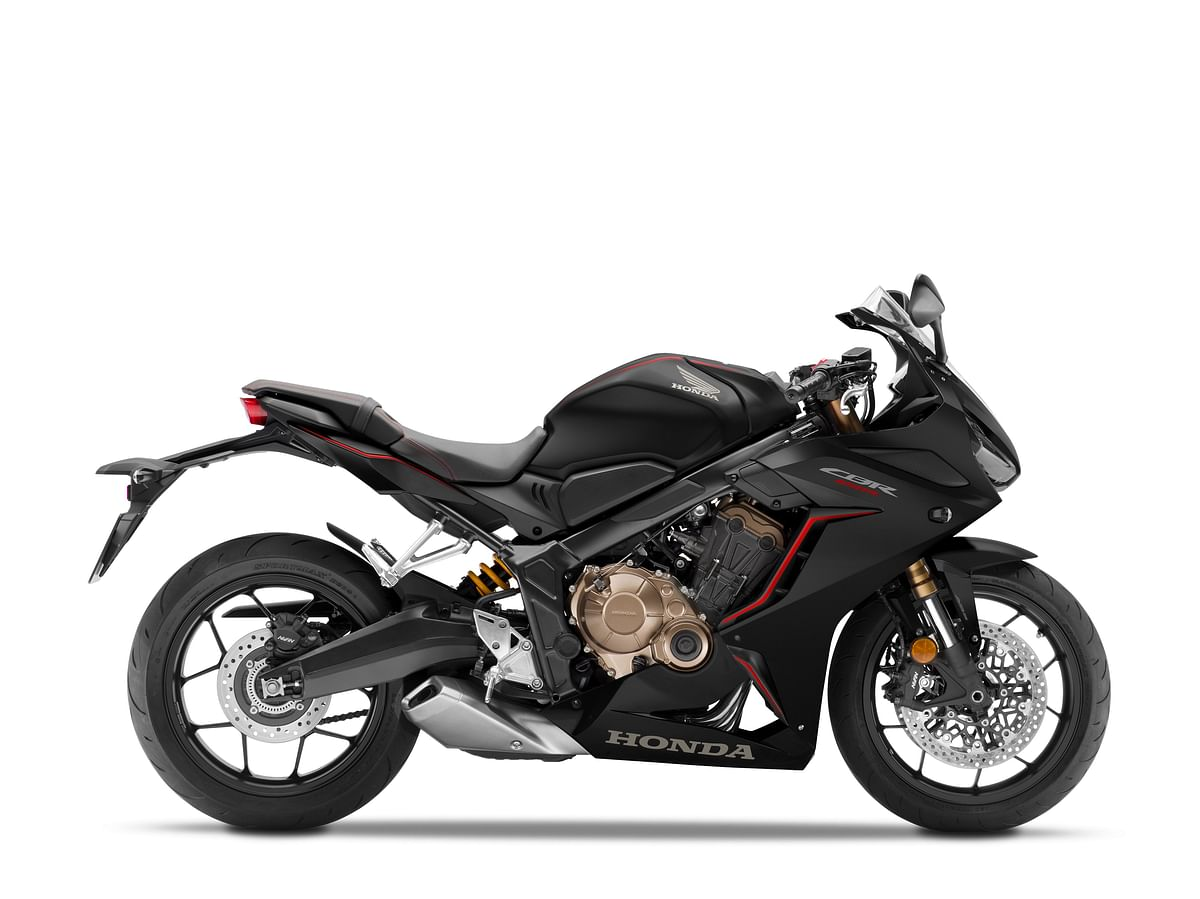 Honda opens booking for  the all-new CBR650R in India