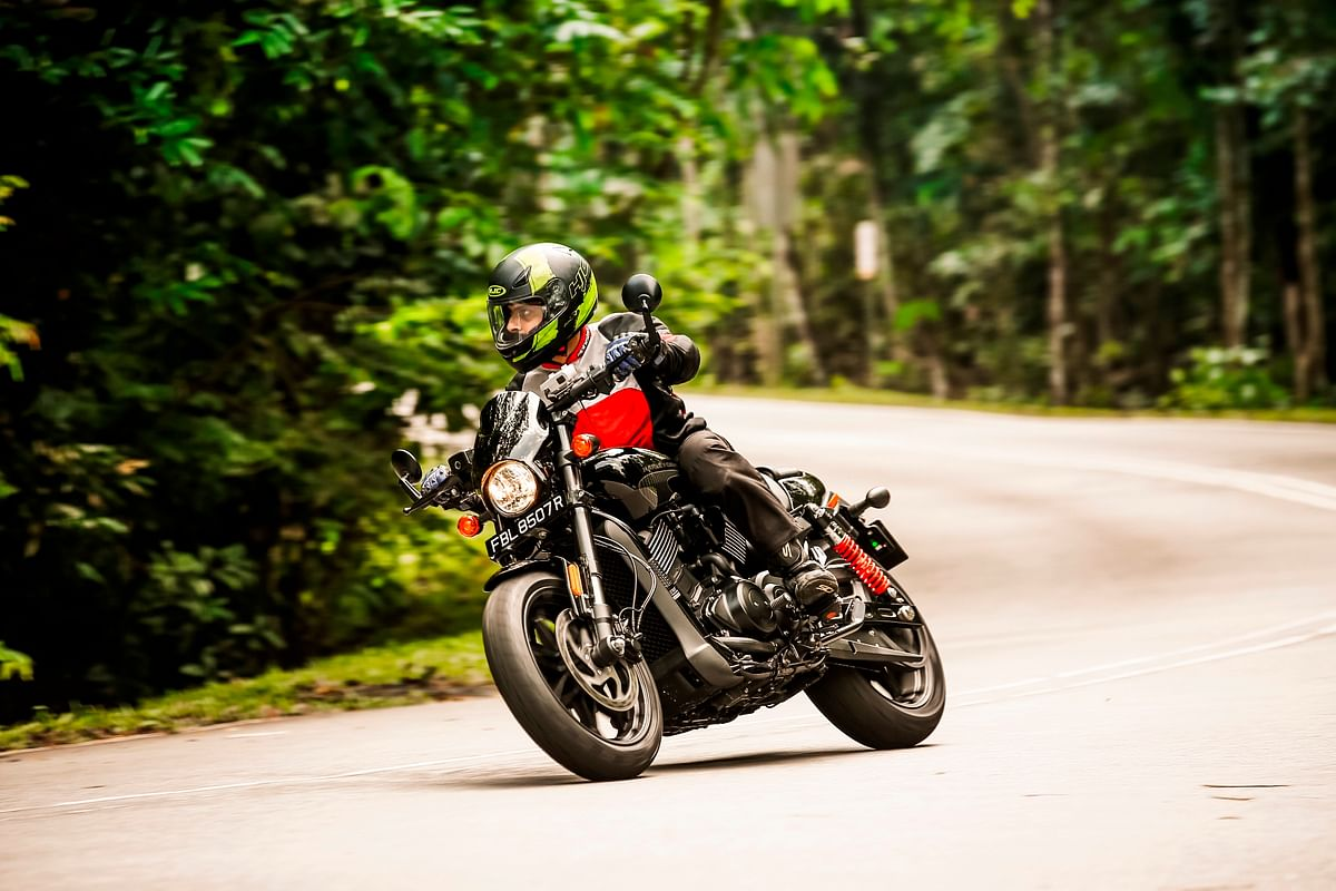 Harley-Davidson Street Rod: Reviewed