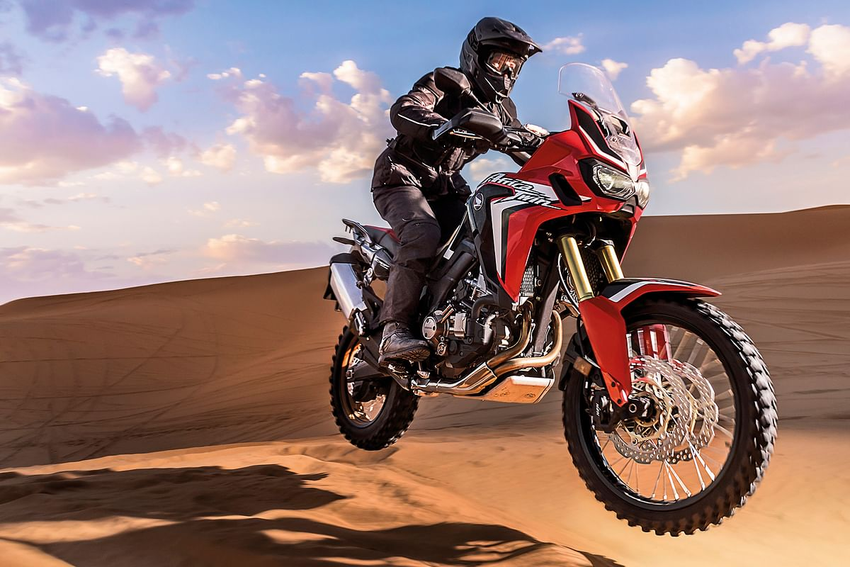 Honda's Africa Twin goes on sale for Rs. 12.90 lakh