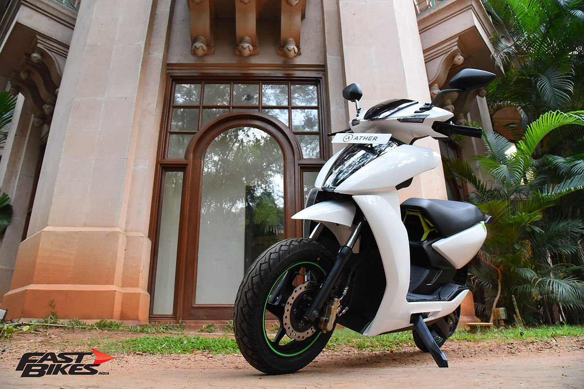 Ather Energy launches 340 and 450 at Rs 1.09 lakh and 1.24 lakh