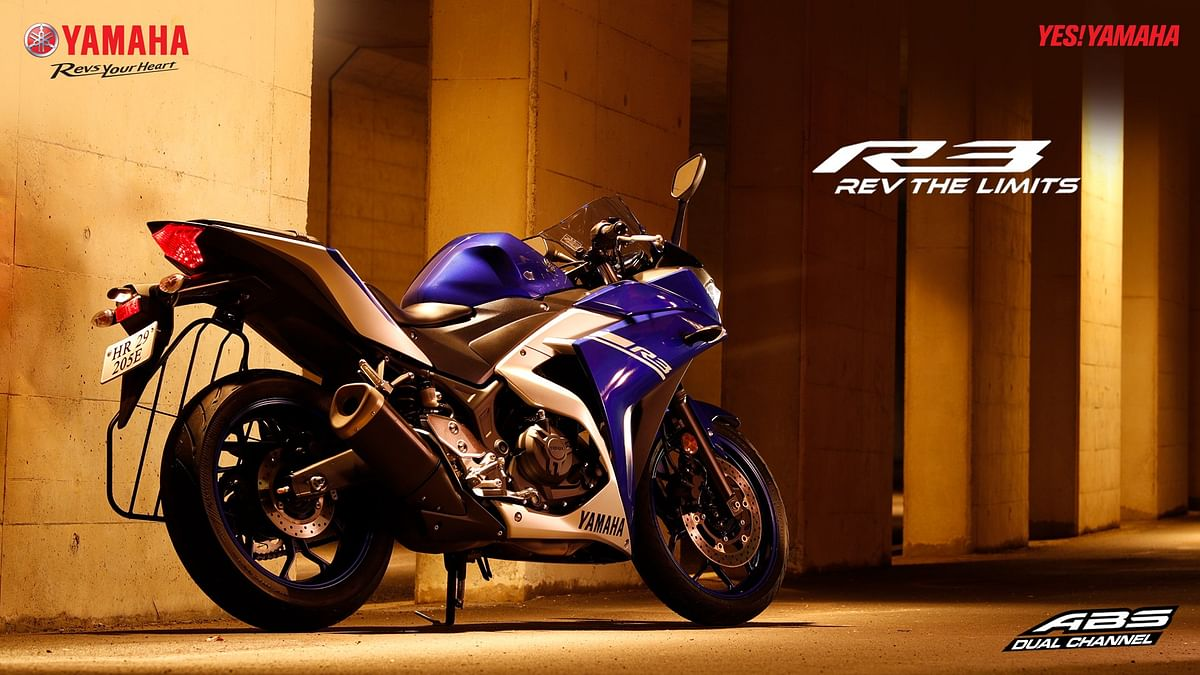 Yamaha might bring an update to the YZF-R3