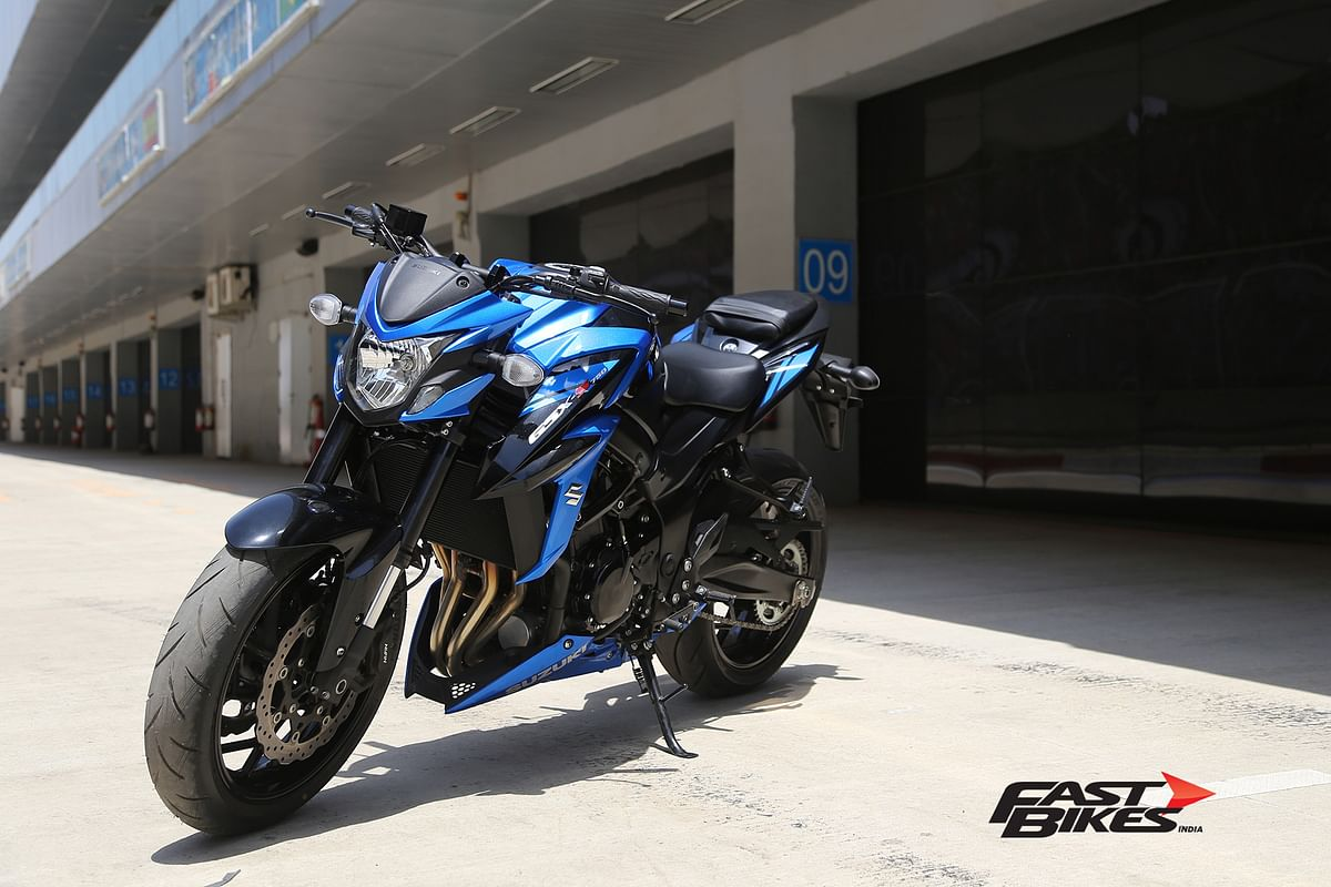 Image Gallery: Suzuki GSX-S750