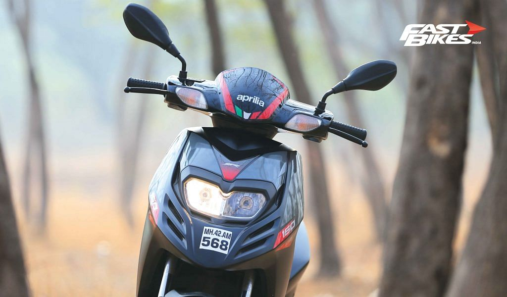 Long-term: Aprilia SR150 January 2016