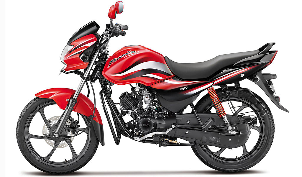 Hero MotoCorp launches new Passion PRO and Passion XPRO