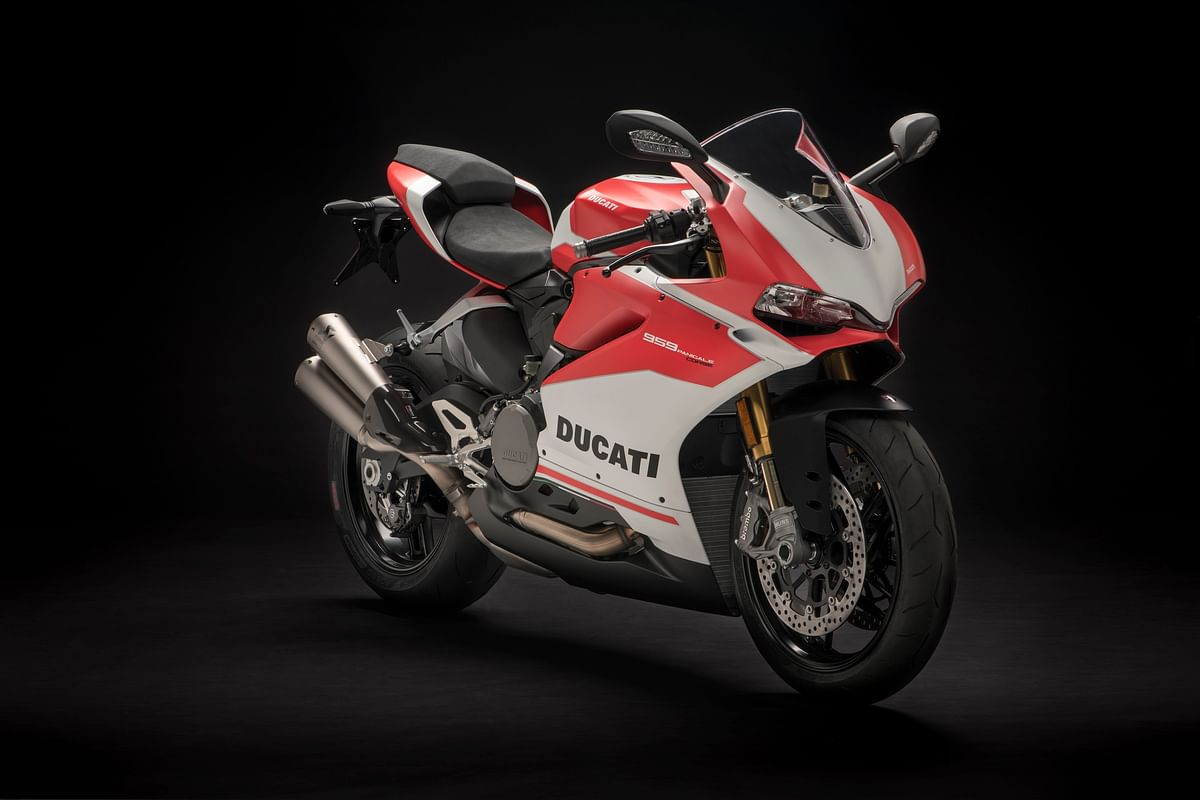 Ducati launches 959 Panigale Corse at Rs 15.20 lakh