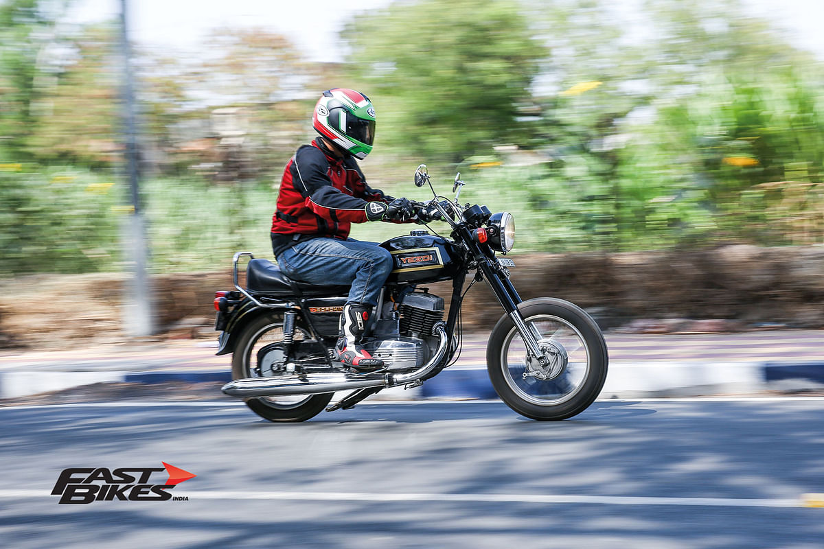 Yezdi Road King: Gone, But not Forgotten