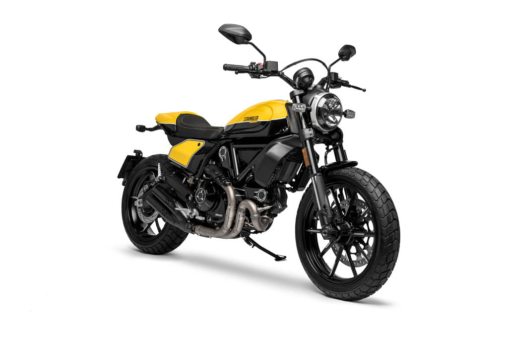 Intermot 2018: Updated Ducati Scramblers break cover