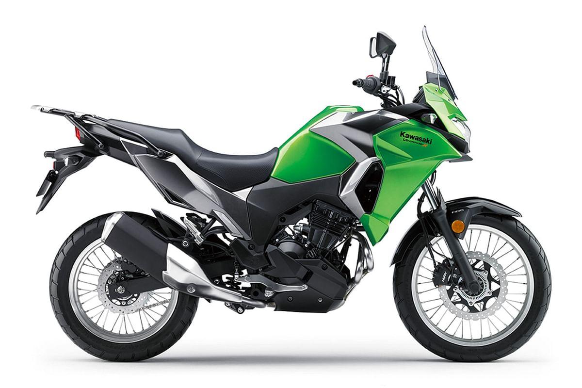Kawasaki Versys-X 300 launched at INR 4.60 lakh