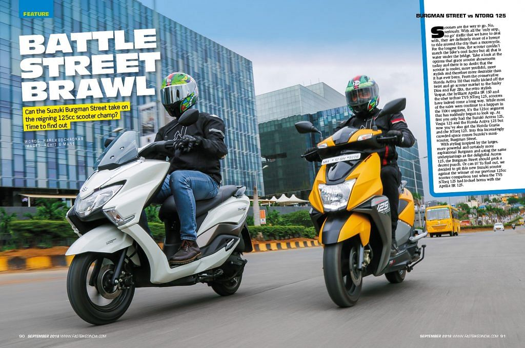 Fast Bikes India September 2018 issue – on stands now!