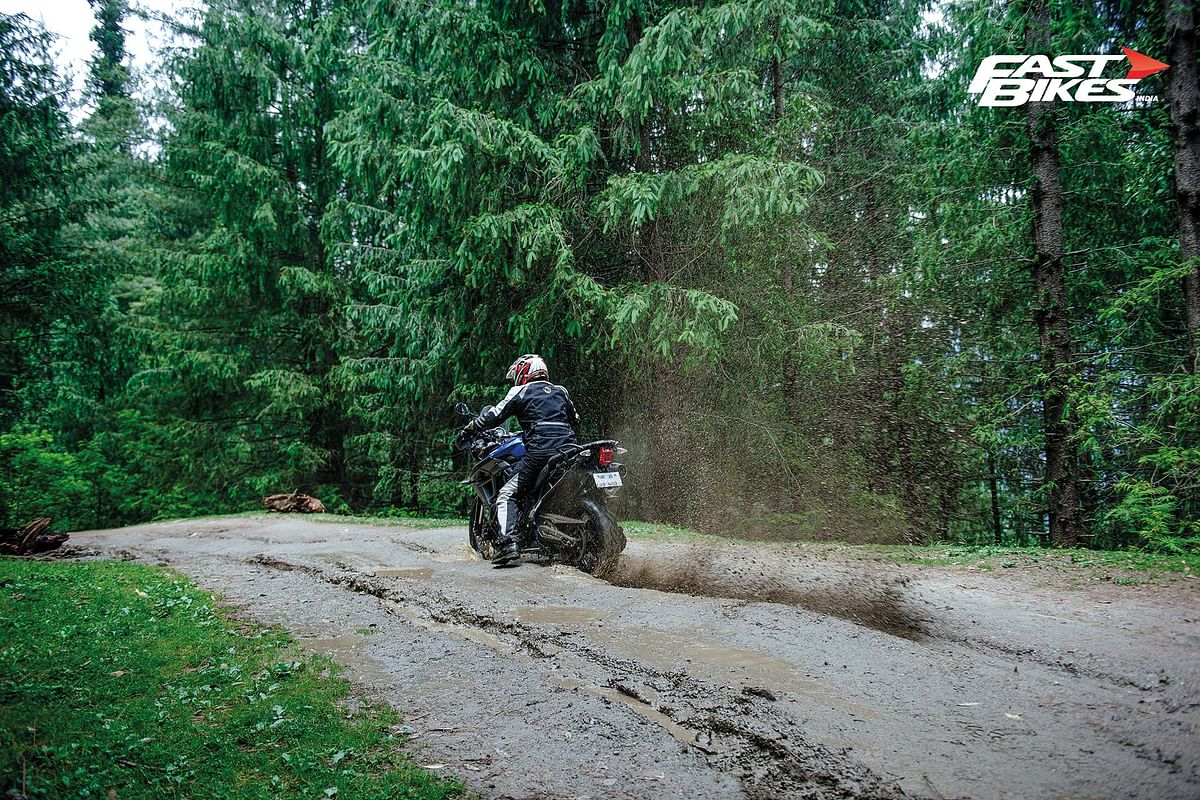Live and Learn: Triumph Tiger Trails experience