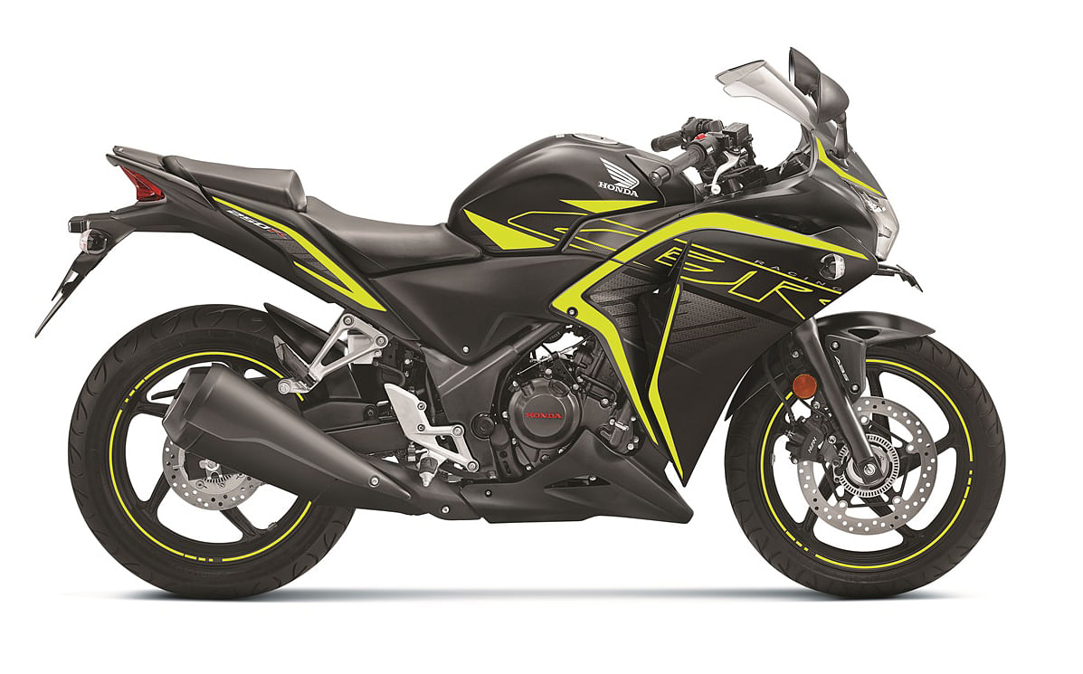 Honda re-launches the CBR 250R at Rs. 1.64 lakh