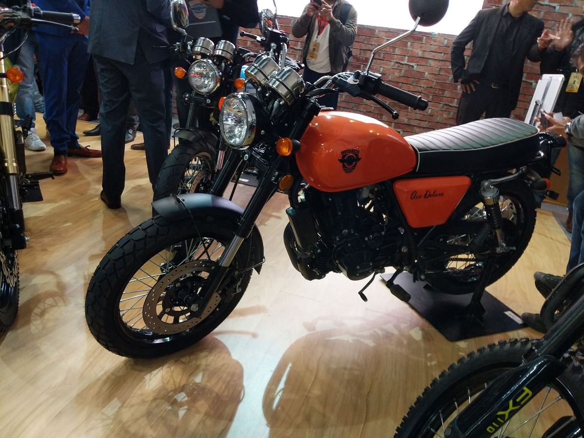Auto Expo 2018: Cleveland CycleWerks debuts in India