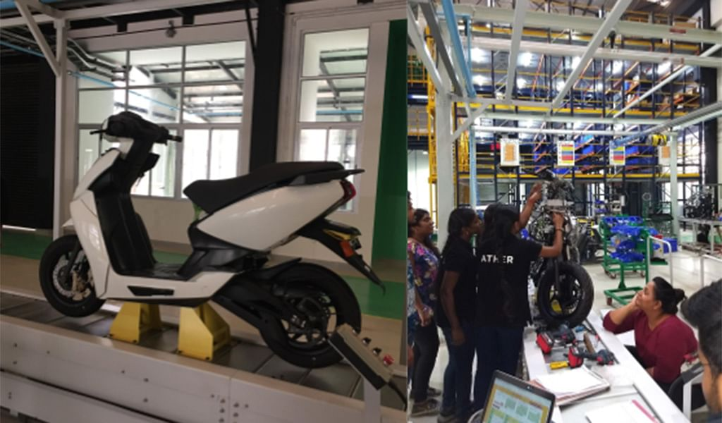 Ather S340 is the e-scooter that will be plying on Bengaluru's roads soon