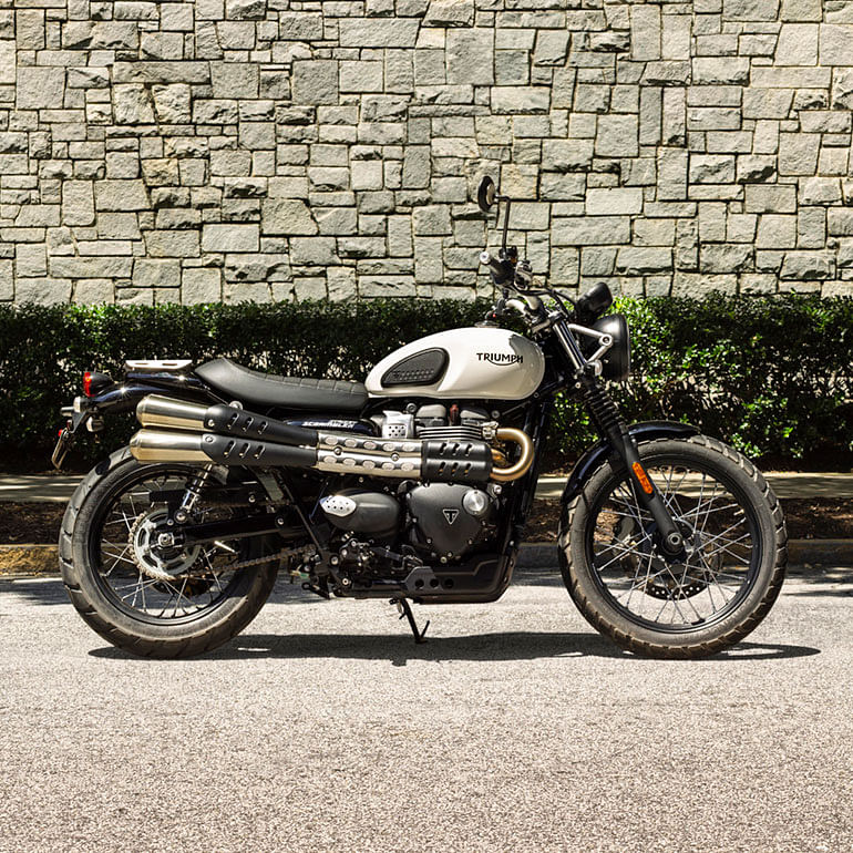 Intermot 2018: Triumph Motorcycles showcases the 2019 Street Scrambler
